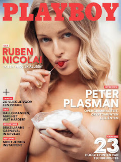Playboy Holanda – Febrero 2018 PDF Digital