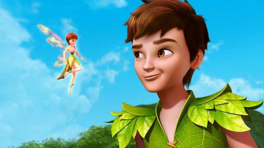 Peter Pan - A Procura pelo Livro do Nunca Torrent Imagem