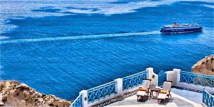 Come arrivare a Santorini