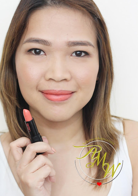 a photo of askmewhats CLIO Virgin Kiss Tension Lip Butter Kiss, CLIO Virgin Kiss Tinted Lip Irony and CLIO Virgin Kiss SIlkuid in insane red review.