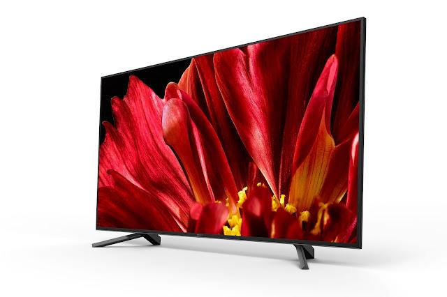Sony Master Series ZF9 TV