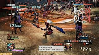 Samurai Warriors 4-II (PC) 2015