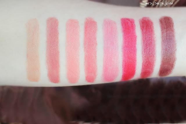 """линейка """"Невесомость"""" - Ultra Color Indulgence Lip Color от Avon"""