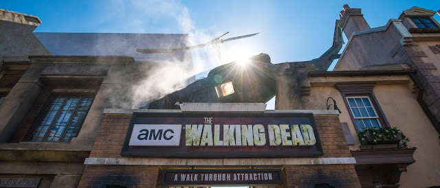 The Walking Dead - A Walk Through Attraction