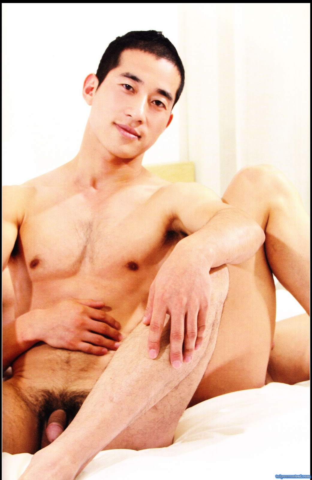 Naked male models asian