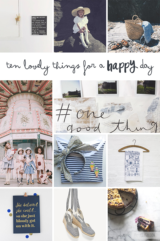 ten lovely things that caught my eye this week.
