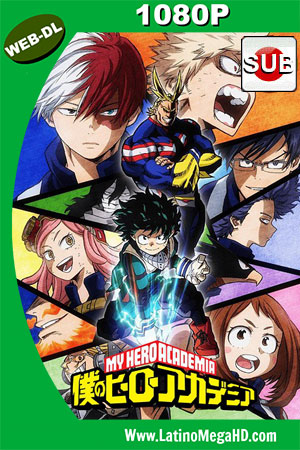 Boku no Hero Academia (2016) Temporada 1 Subtitulado Full HD 1080P ()