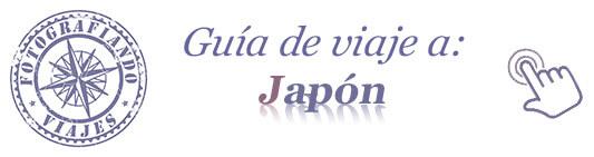 guia viaje japon
