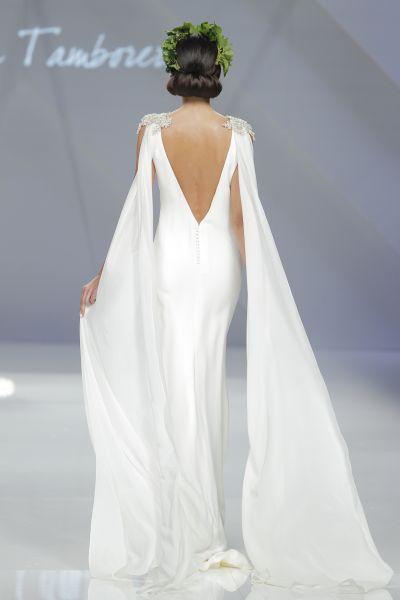 Lindos vestidos de novias | Para novias con poco pecho