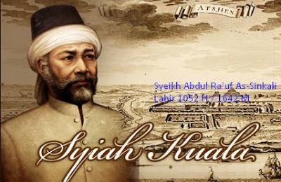 """Sosok Berpengaruh """"Syeikh Abdul Ra'uf As-Sinkali"""""""