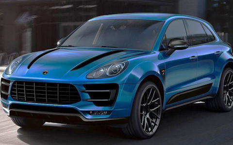 2017 Porsche Macan Release Date And Changes