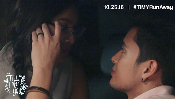 "MTRCB summons ABS-CBN over JaDine's love scene in ""Till I Met You"""