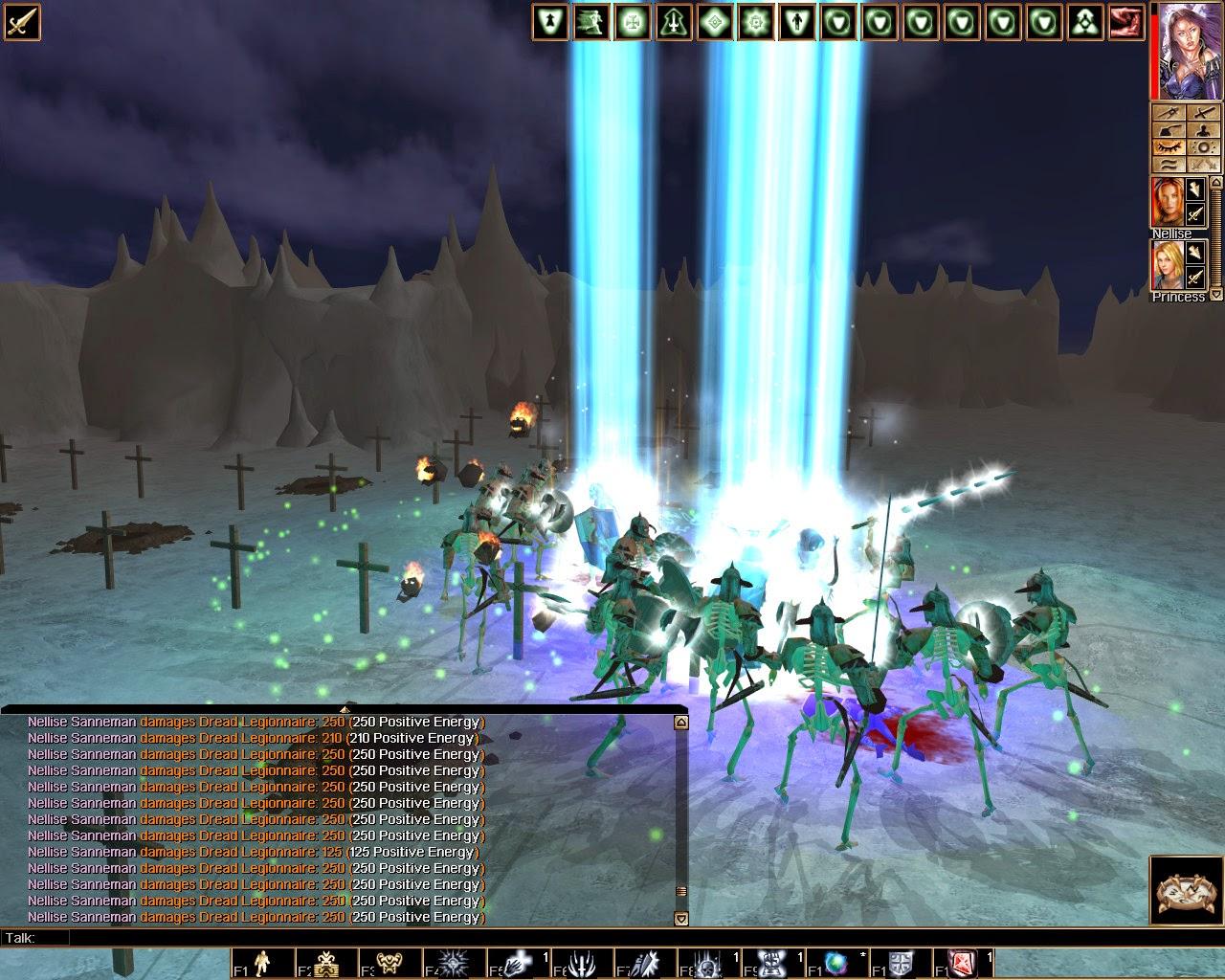Análisis de Neverwinter Nights 1(PC) 012