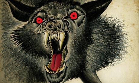 Serigala Jawa