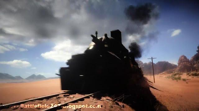 Battlefield 1 Battletrain