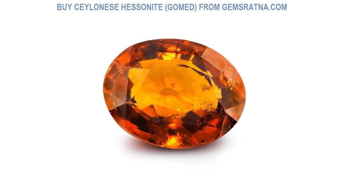 Astrological Benefits Of Hessonite Gomed Gemstone