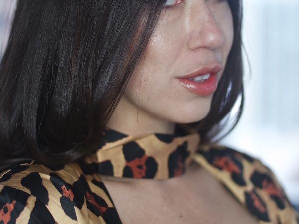 Parrrrty Makeup with the Glossier Black Tie Set
