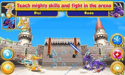 Game Dragon Mania Apk v4.0.0 Mod