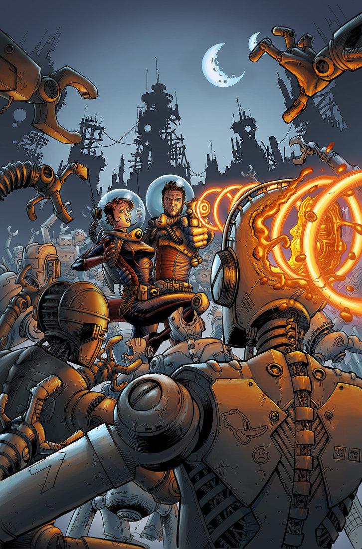 EXONAUTS!: Interstellar Inspiration: Space Rangers in ...