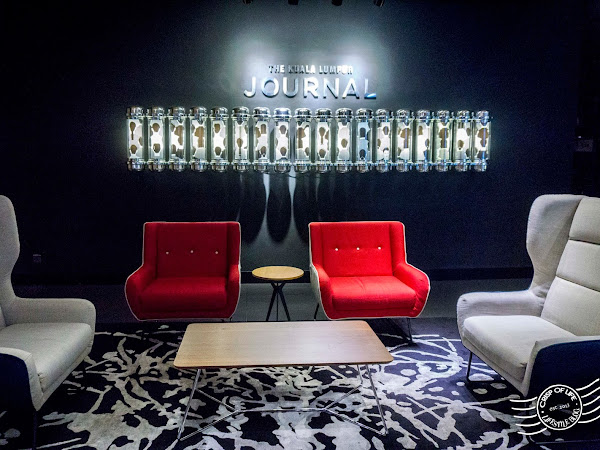 The Kuala Lumpur Journal Stylish Boutique Hotel in KL City Centre