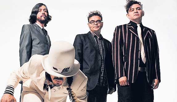Cafe Tacvba en Mexico DF 2017