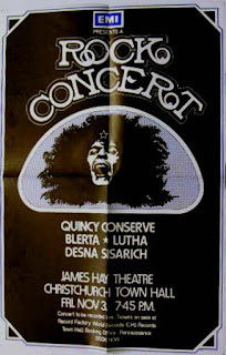 Quincy Conserve, Lutha, Blerta, Desna Sisarich ‎ Live 1973