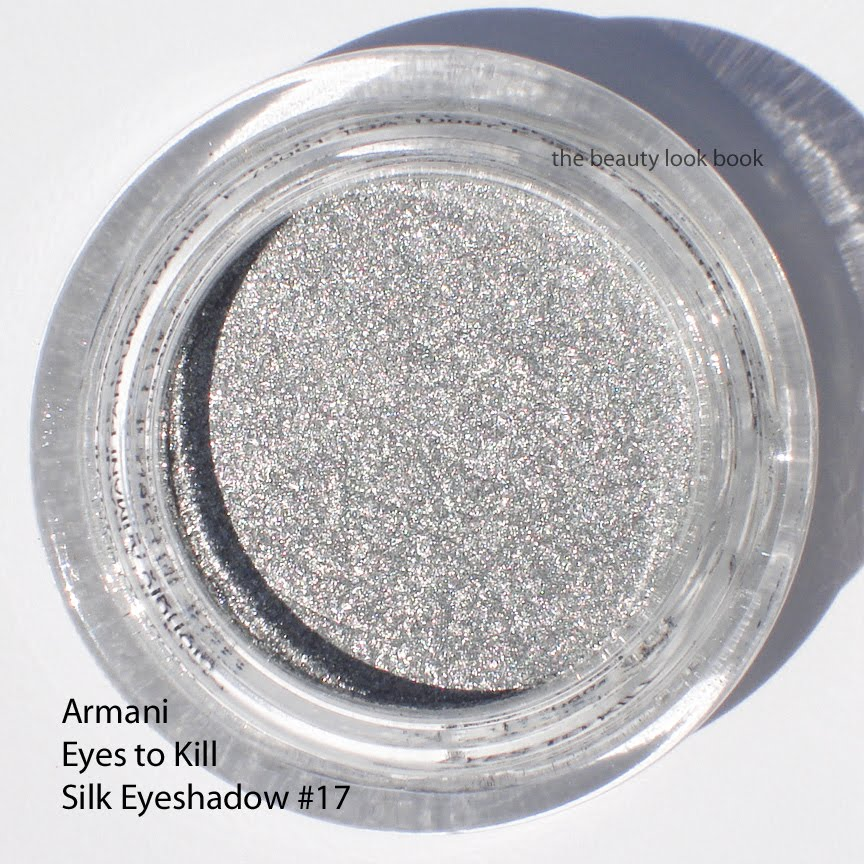 armani holiday 2011 eyes to kill silk eyeshadows 17 18. Black Bedroom Furniture Sets. Home Design Ideas