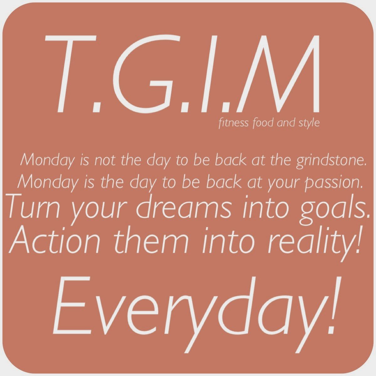 Happy Monday Quotes For Work: Healthy, Fit, And Focused: PiYo Week 1 Update