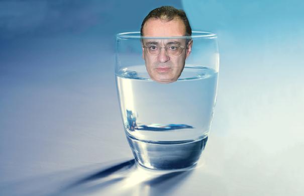 Το μισογεμάτο ποτήρι και ο… Μάρδας