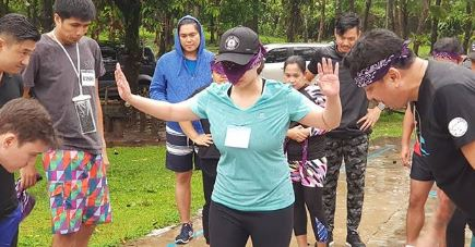"LOOK: More Photos Of The Team ""The General's Daughter"" Taken From Their Team Building"