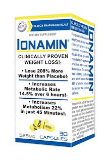 Ionamin Hi Tech - Hi Tech Pharmaceuticals Ionamin Capsules