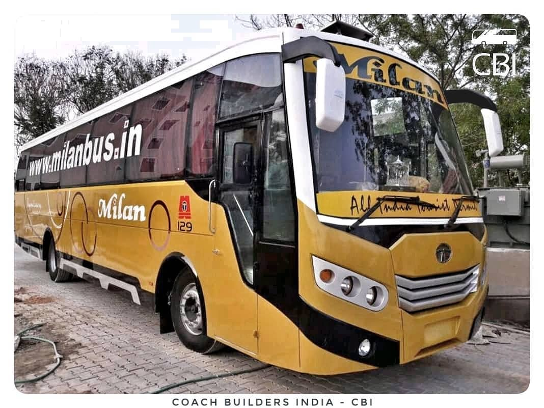 quality coach builders india bus building in india - HD 1068×801