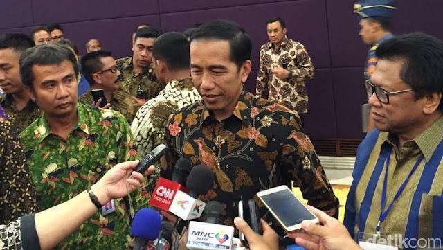 Jokowi: Saya Ingin Ekonomi Naik Sedikit Demi Sedikit, Tapi Tidak Turun