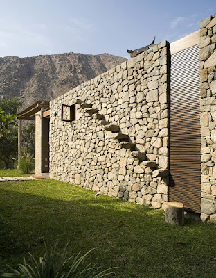 Chontay House - Arquitetura do Peru