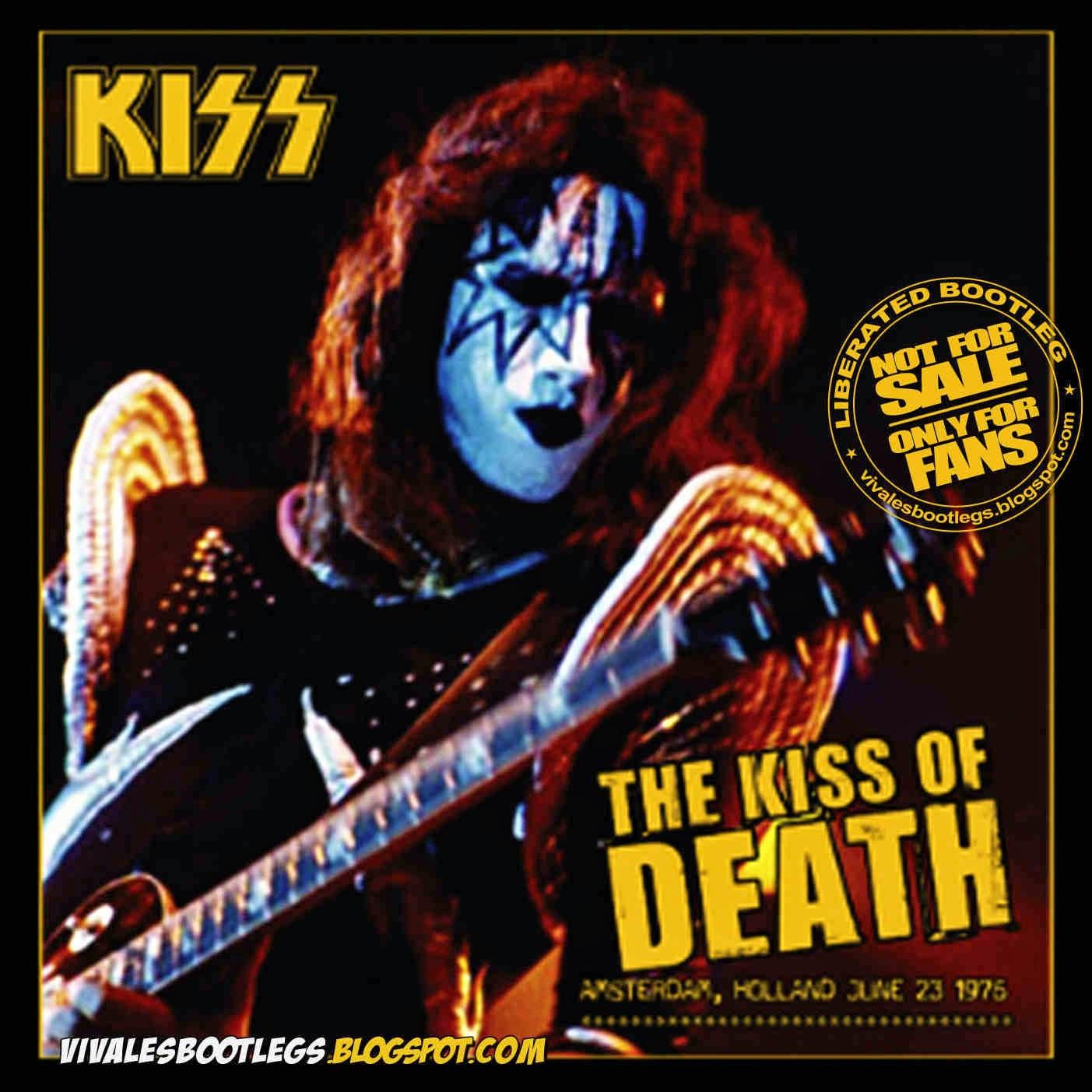 Kiss Hotter Than Hell Tour Dates