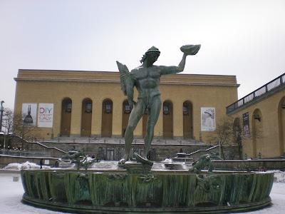 gotemburgo suecia poseidon