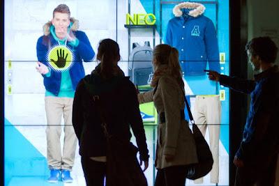 digital signage interactivo