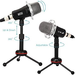 Tonor Studio Mic - Recording Condenser Microphone
