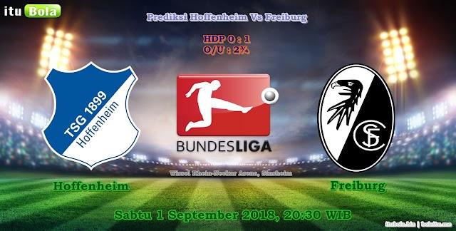 Prediksi Hoffenheim Vs Freiburg - ituBola