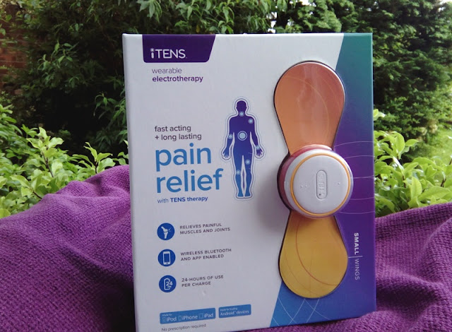 Itens App Controlled Tens Therapy For Hurting Management!