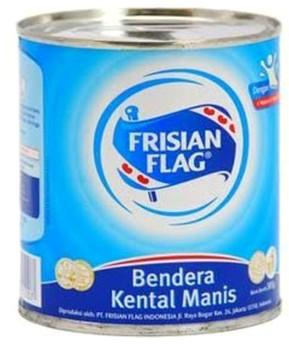 harga susu frisian flag