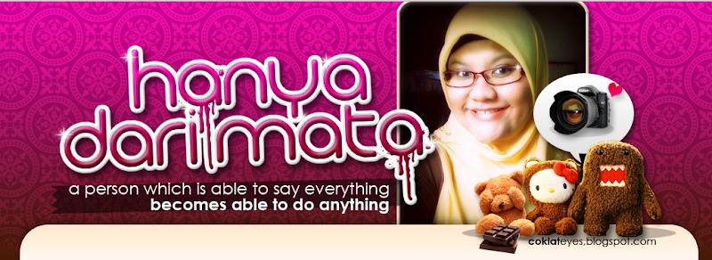 Best sangat ke blog Hanya Dari Mata???