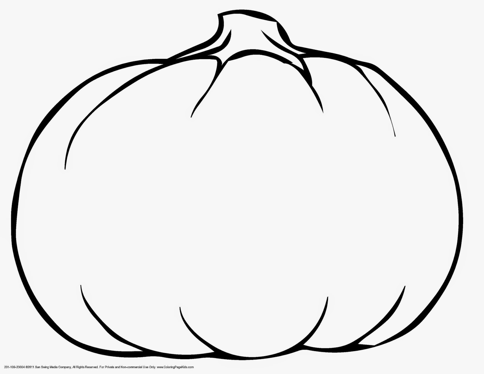 PUMPKIN COLORING PAGES TO PRINT  Coloring Pages Printable