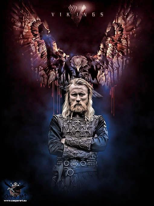 Vikings Blutadler