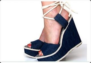 Ayakkabı Modeli Değiştirmek