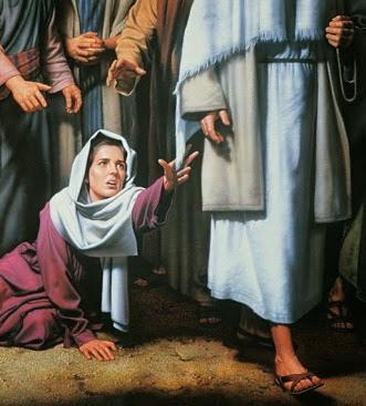 Wskrzeszenie córki Jaira i uzdrowienie kobiety