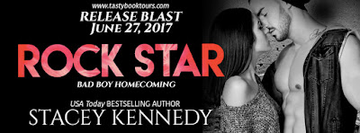 Release Blast & Giveaway: Rock Star by Stacey Kennedy