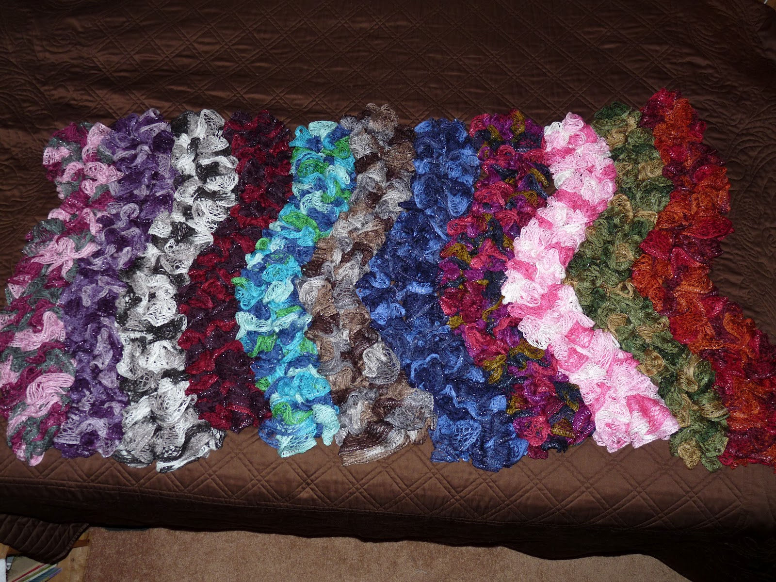 Sashay Scarves | Craft On!