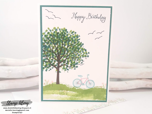 Stampin'Up! Sheltering Tree