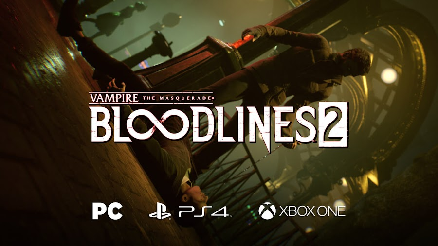 vampire the masquerade bloodlines 2 pc ps4 xb1